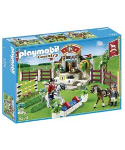Playmobil Country hestestævne ridestævne 5224