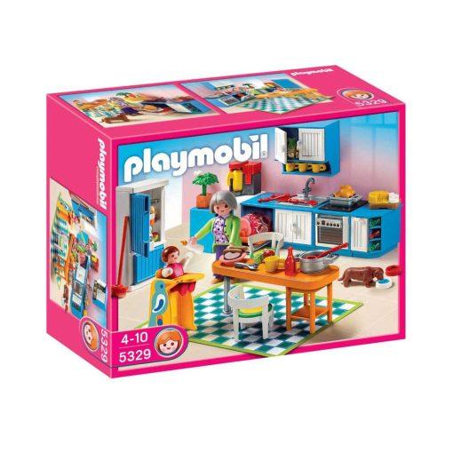Playmobil dukkehus 5329 Køkken æske