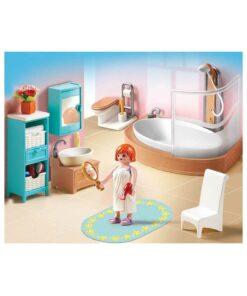 Playmobil dukkehus badeværelse 5330