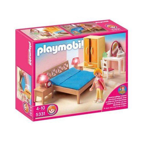 Playmobil dukkehus 5311 Forældrenes soveværelse