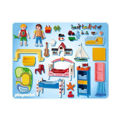 Playmobil dukkehus børneværelse 5333