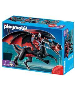 Playmobil ridder med kæmpedrage 4838