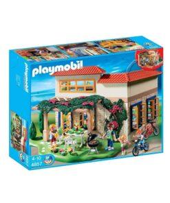 Playmobil Sommerhus 4857 boks