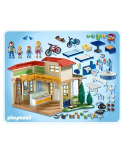 Playmobil sommerhus 4857 indhold