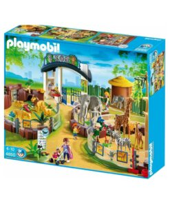 Stor Playmobil Zoologisk Have 4850