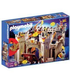 Stor Playmobil borg 5783 ørneborgen
