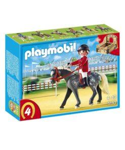 Playmobil Country showhest med rytter og stald 5110
