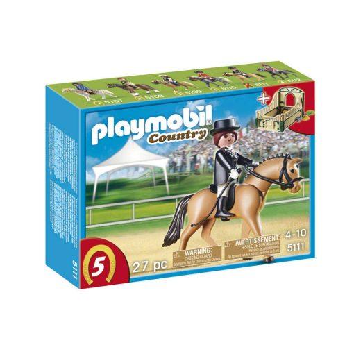 Playmobil Country dressurhest og dressurrytter 5111