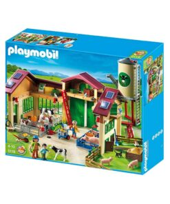 Playmobil Country Bondegård med silo 5119