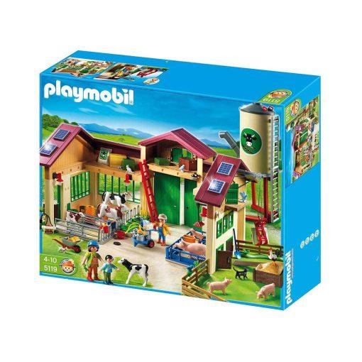 Playmobil Country Bondegård med silo 5119