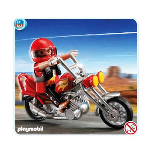 Playmobil motorcykel 5113 chopper