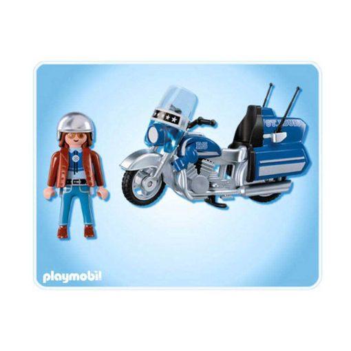 Playmobil touring motorcykel 5114