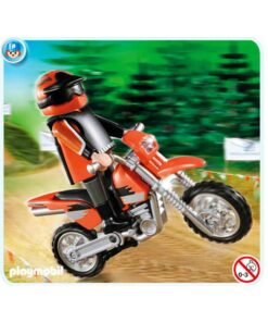 Playmobil motocross motorcykel 5115