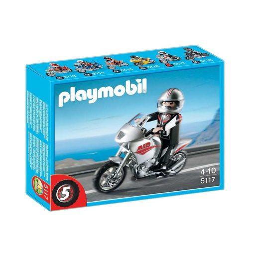 Playmobil endurance motorcykel 5117