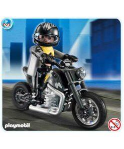 Playmobil custom motorcykel 5118