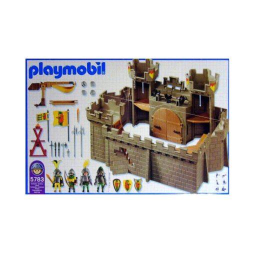 Playmobil borg 5783 indhold