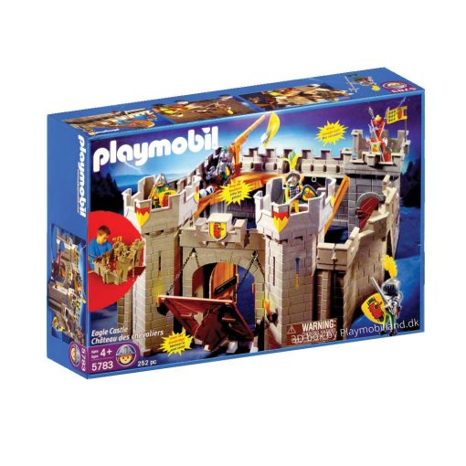 Playmobil borg 5783 Eagle Castle