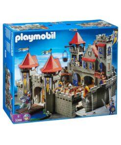 Playmobil kongeslot og borg 3268