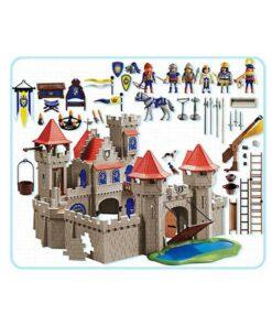 Playmobil riddere Kongeborg 3268