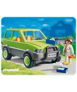 Playmobil dyrlæge 4345 billede