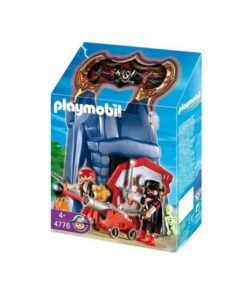 Playmobil pirater 4776 krypt med håndtag