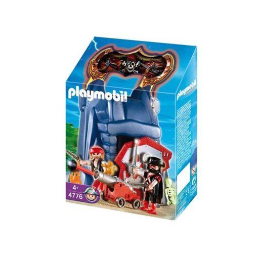 Playmobil pirater 4776 krypt med håndtag