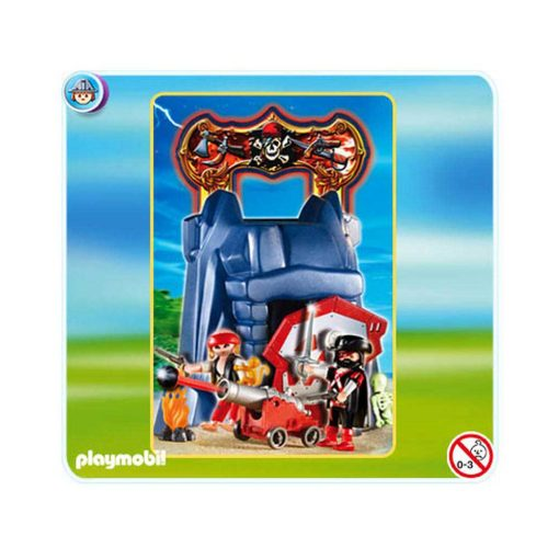 Playmobil pirater 4776 krypt med håndtag cover