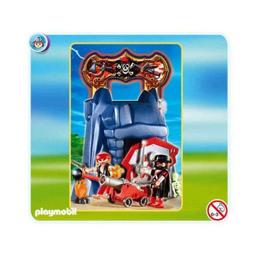 Playmobil pirater 4776 krypt med håndtag cover