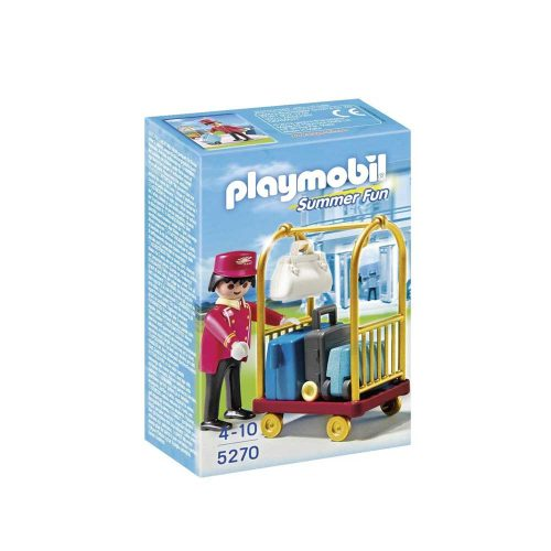 Playmobil Piccolo 5270 æske