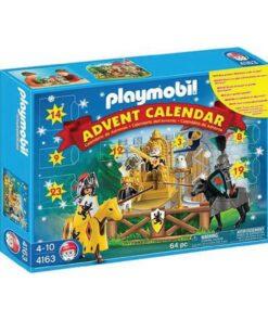 Playmobil julekalender 4163 ridderturning