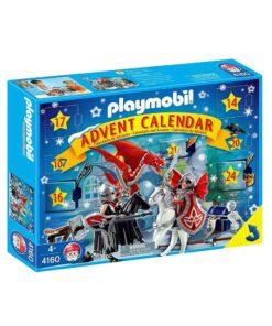 Playmobil Julekalender dragernes land 4160 æske