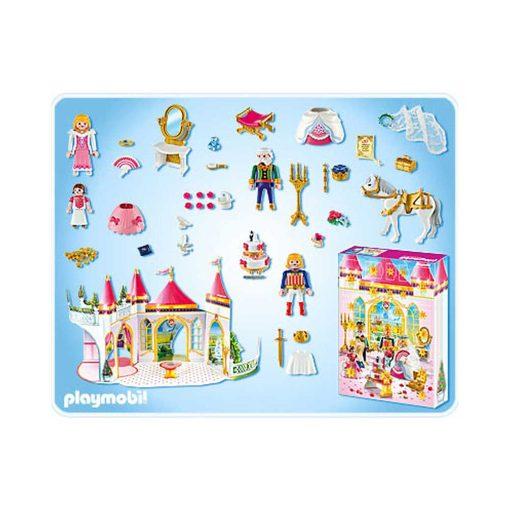 Playmobil julekalender prinsessens bryllup 4165 indhold