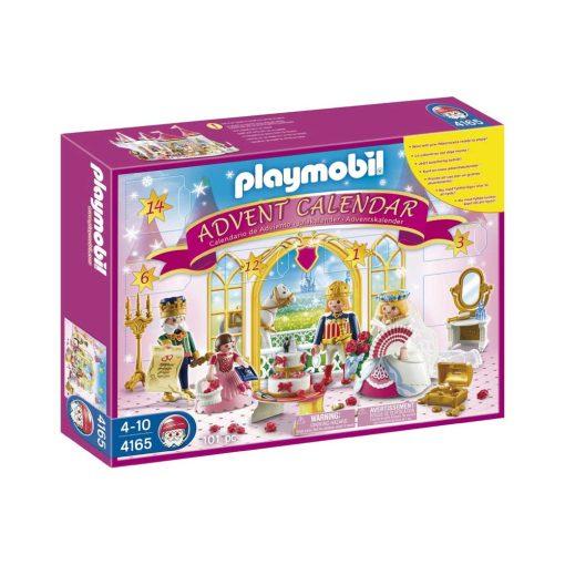 Playmobil julekalender prinsessens bryllup 4165