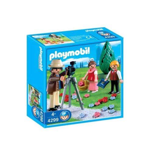 Playmobil Bryllupsfoto 4299 æske