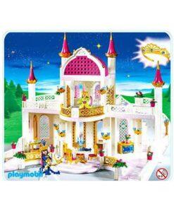 Playmobil prinsesseslot med diadem 4250 forside