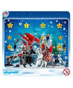 Playmobil Julekalender dragernes land 4160