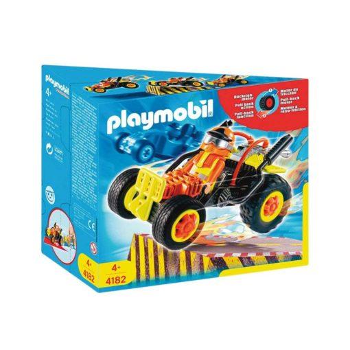 Playmobil Racerbil 4182 æske