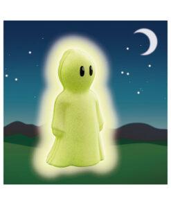 Selvlysende Playmobil spøgelse og ridder 70128 eksempel