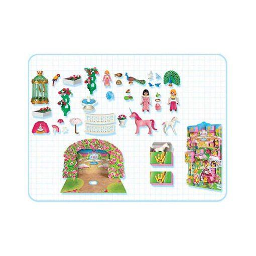 Playmobil julekalender enhjørningens paradis 4154 indhold