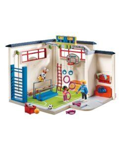 Playmobil Gymnastisk 9454 inderside