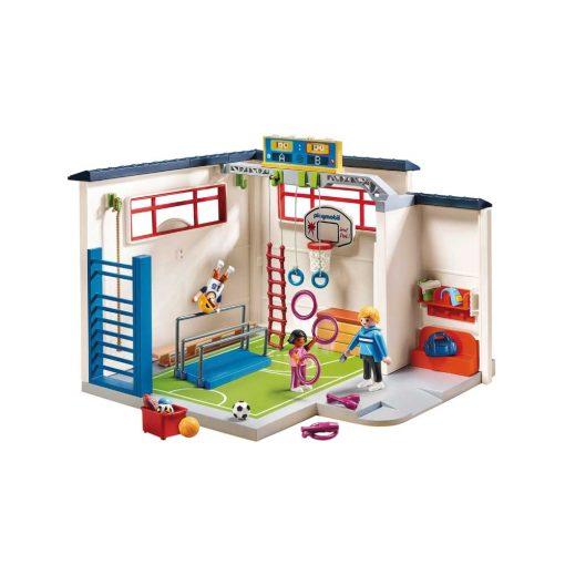 Playmobil Gymnastisk 9454 inderside