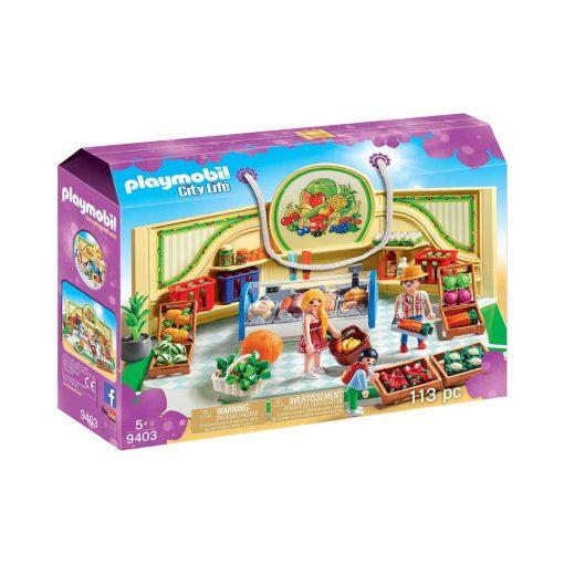 Playmobil Købmand 9403