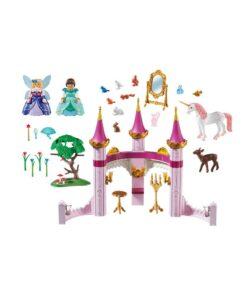 Playmobil Marle i eventyrslot 70077 indhold