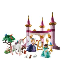Playmobil Marle i eventyrslot 70077 opstilling