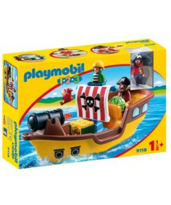 Playmobil piratskib 9118