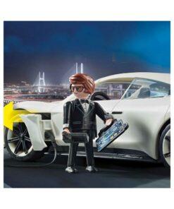 Rex Dashers Playmobil Porsche 70078 fra siden