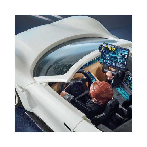 Rex Dashers Playmobil Porsche 70078 oppefra