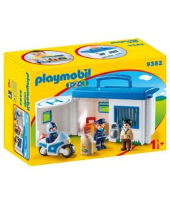 Tag med Playmobil politistation 9283