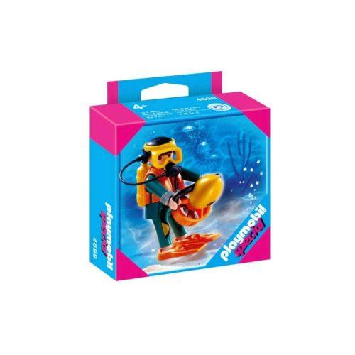 Playmobil SCUBA dykker 4688 box