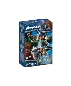 Playmobil armbrøst-skytte med ulv 70229 boks